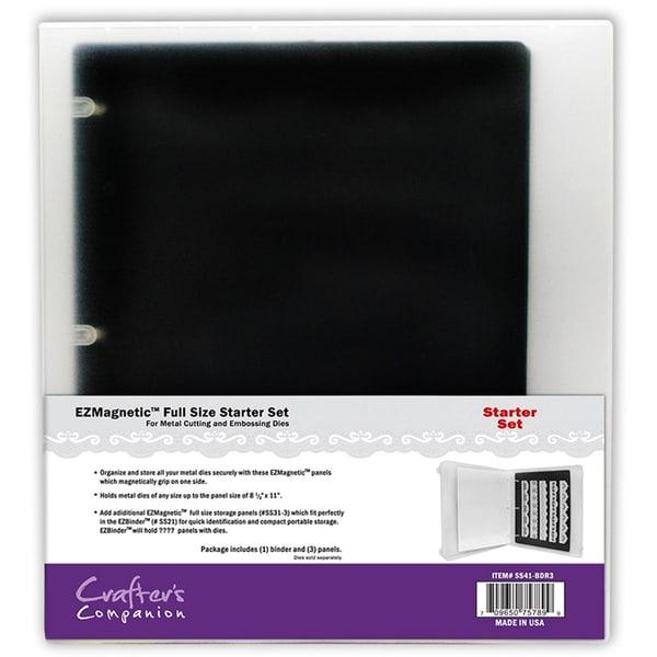 EZMagnetic 2-N-1 Storage System Starter Set - Full Size-