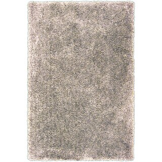 Hand-tufted Gouda Beige Soft Plush Shag Rug (3'3 x 5'3)