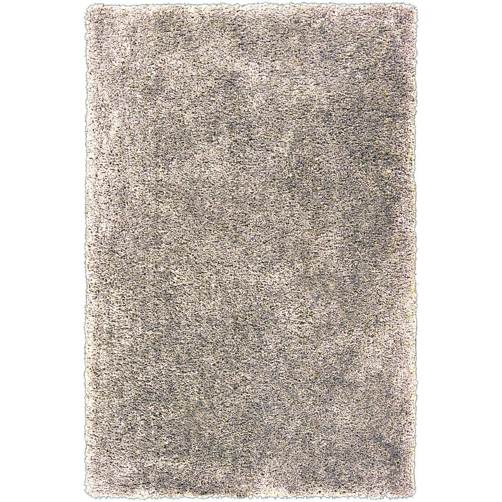 Hand-tufted Gouda Beige Soft Plush Shag Rug (5' x 7'6) (P...