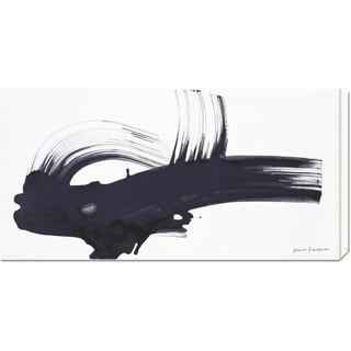 Global Gallery NIno Mustica '1996 Venerdi 26 Luglio' Stretched Canvas
