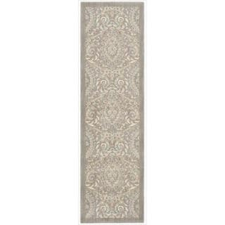 Barclay Butera Hinsdale Feather Area Rug by Nourison (2'3 x 8')