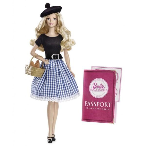 Barbie Dolls of the World - France Barbie Doll