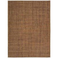 Barclay Butera Equestrian Saddle Area Rug by Nourison - 4' x 6'