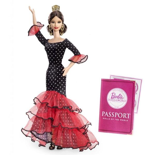 Barbie Dolls of the World - Spain Barbie Doll