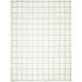 Barclay Butera Equestrian Ivory Area Rug by Nourison - 8' x 11'