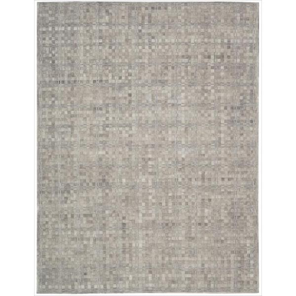 Barclay Butera Equestrian Heather Area Rug by Nourison - 8' x 11""
