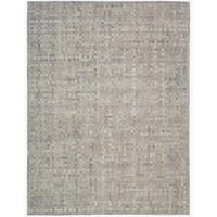 Barclay Butera Equestrian Heather Area Rug by Nourison - 8' x 11'