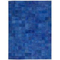 Barclay Butera Medley Ink Area Rug by Nourison (5'3 x 7'5)