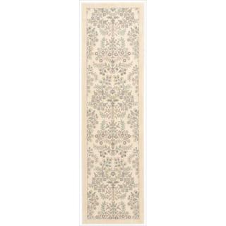 Barclay Butera Hinsdale Cottonwood Area Rug by Nourison (2'3 x 8')