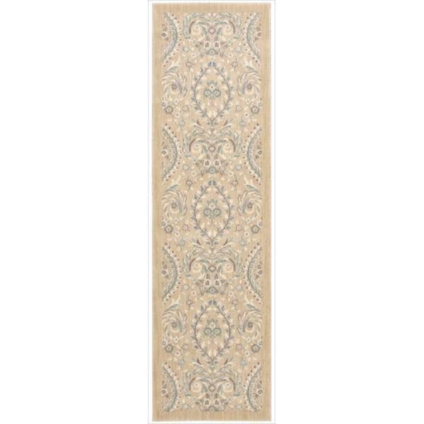 Barclay Butera Hinsdale Lily Area Rug by Nourison (2'3 x 8')