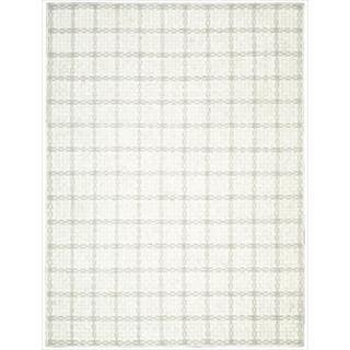 Barclay Butera Equestrian Ivory Area Rug by Nourison (5'3 x 7'5)