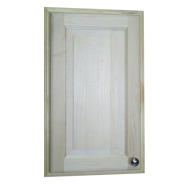 series 24 inch unfinished 2 5 inch deep inside on the wall cabinet