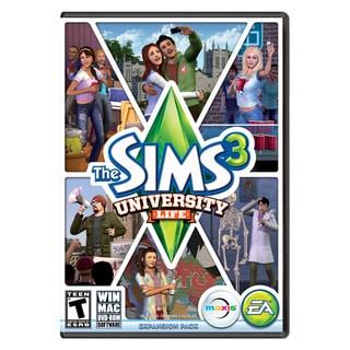 PC - The Sims 3 University Life