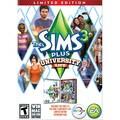 PC - The Sims 3 Plus University