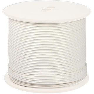 Night Owl Optics 500 Feet 18AWG In-Wall Fire Rated Cable - White