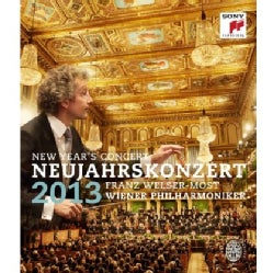New Year's Concert 2013 (Blu-ray Disc)
