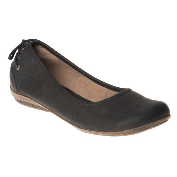Henry Ferrera Women's Laced-back Flats