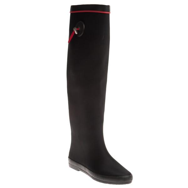 Henry Ferrera Women's Knee-high Rain Boots