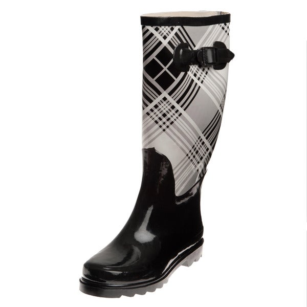 Henry Ferrera Women's Mid-Calf Rain Boots