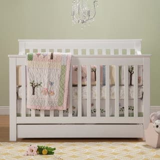 DaVinci Piedmont 4-in-1 Convertible Crib with Toddler Bed Conversion Kit|https://ak1.ostkcdn.com/images/products/7641672/P15058479.jpg?impolicy=medium