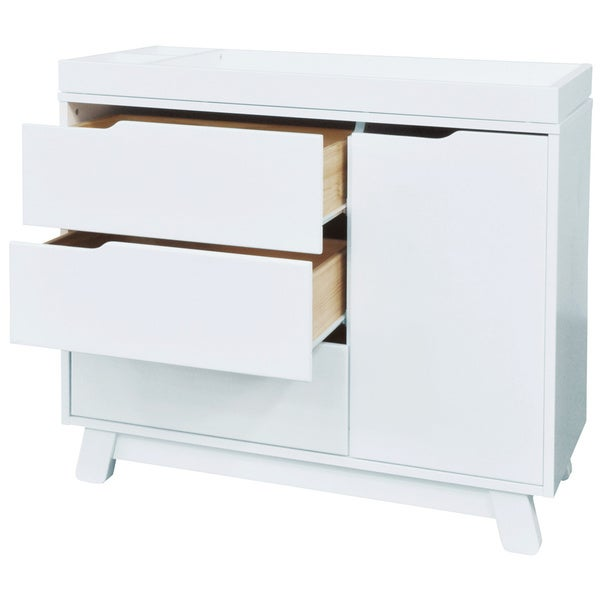 Nice Babyletto Hudson 3 Drawer Changer Dresser With Removable Changing Tray    Free Shipping Today   Overstock.com   15058554