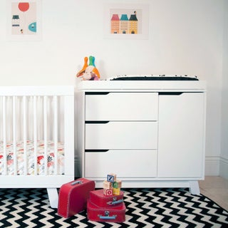 Babyletto Hudson 3-Drawer Changer Dresser with Removable Changing Tray (4 options available)