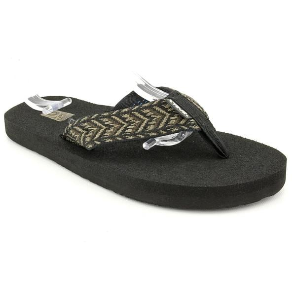 Teva Men's 'Mush II' Basic Textile Sandals