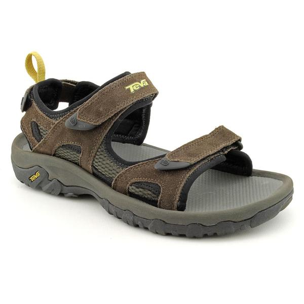 Teva Men's 'Katavi' Regular Suede Sandals