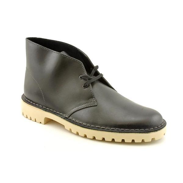 Clarks Originals Men's 'Desert Trooper' Leather Boots