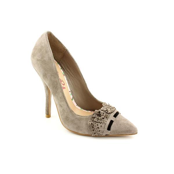 CeCe Lamour Women's 'Kelly' Regular Suede Dress Shoes