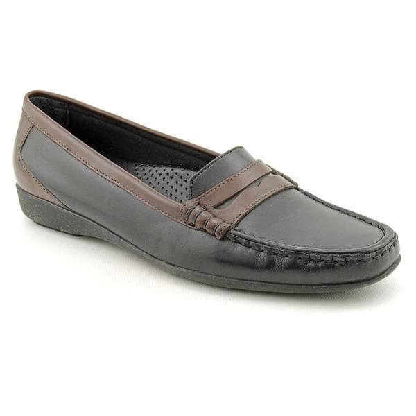 Auditions Women's 'Traveler' Leather Dress Shoes - Narrow