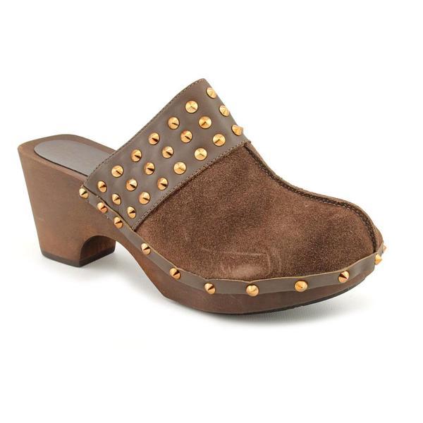 Matt Bernson Women's 'Sabot' Leather Casual Shoes