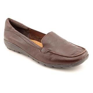 Easy Spirit Women's 'Abide' Leather Casual Shoes - Wide (Size 8.5)