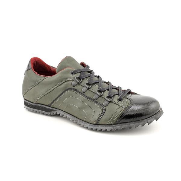 Bronx Men's 'Mumbo' Leather Athletic Shoe