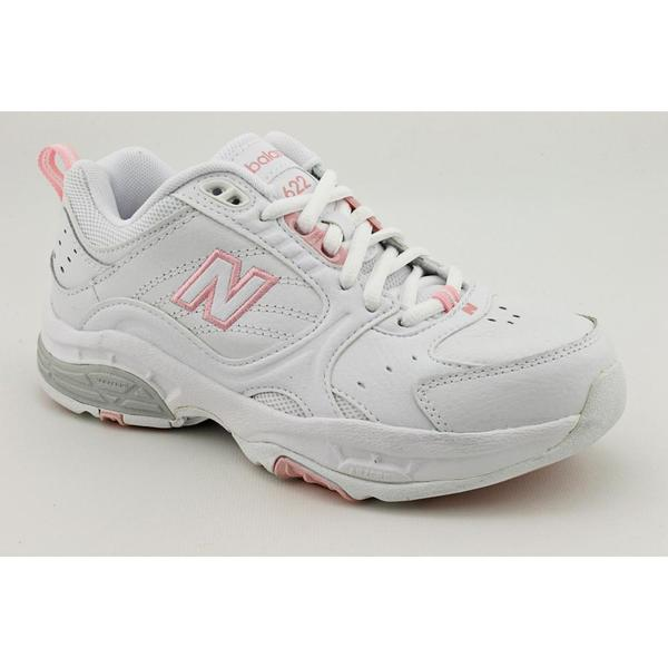 New Balance Women's 'WX622' Leather Athletic Shoe (Size 6)