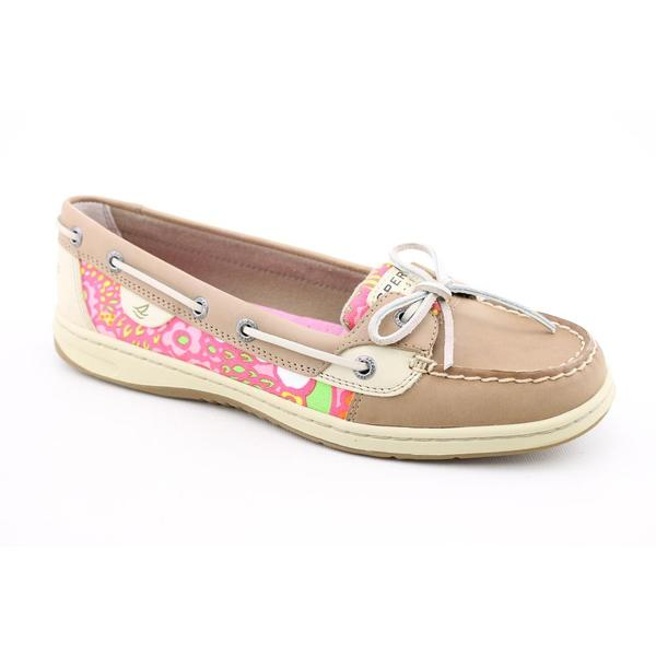 Sperry Top Sider Women's 'Angelfish' Leather Casual Shoes (Size 5.5)