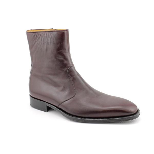 E.T. Wright Men's 'Dino' Leather Boots - Narrow (Size 8.5)