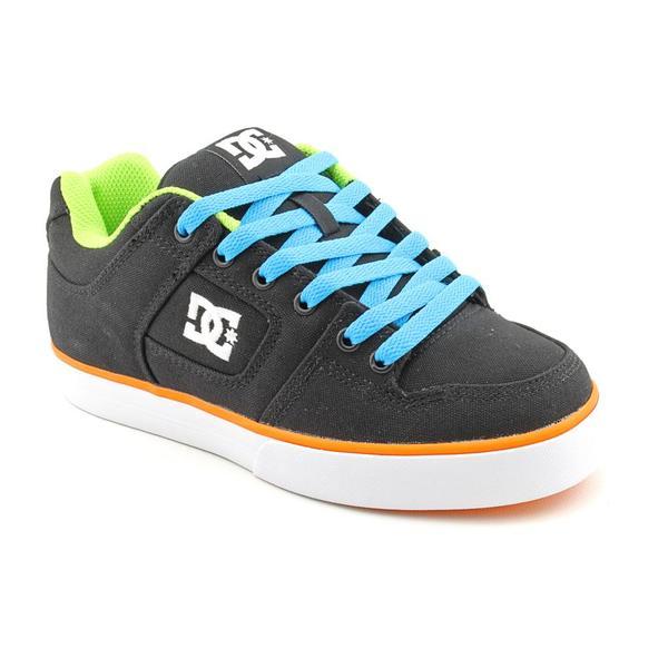 DC Boy's 'Pure TX' Basic Textile Athletic Shoe