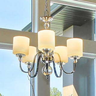 Quoizel Downtown 5-Light Chandelier