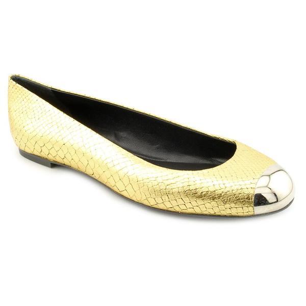 Giuseppe Zanotti Women's 'I16167' Animal Print Casual Shoes