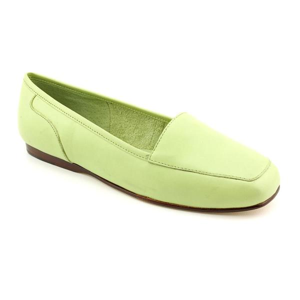 Enzo Angiolini Women's 'Liberty' Leather Casual Shoes - Extra Wide