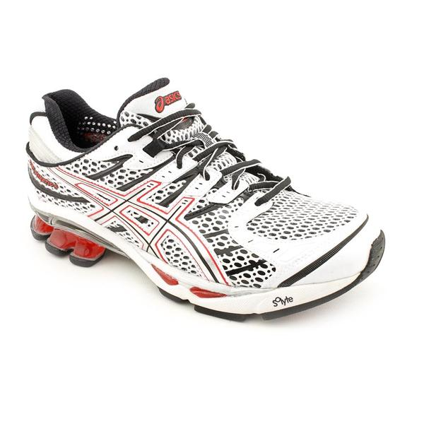 Asics Men's 'Gel-Kinetic 4' Synthetic Athletic Shoe
