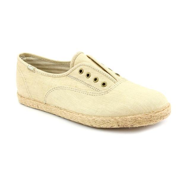 keds s chion jute laceless canvas casual shoes