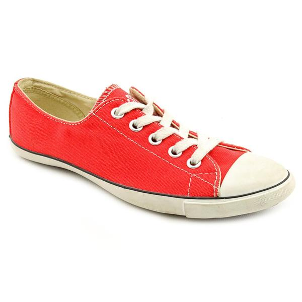 Converse Women's 'AS Light Ox' Leather Casual Shoes