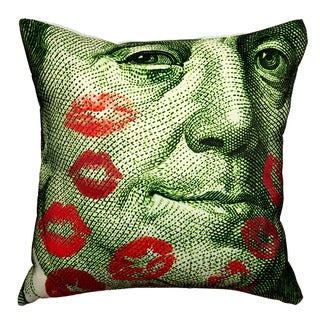 Maxwell Dickson Benjamin Throw Pillow
