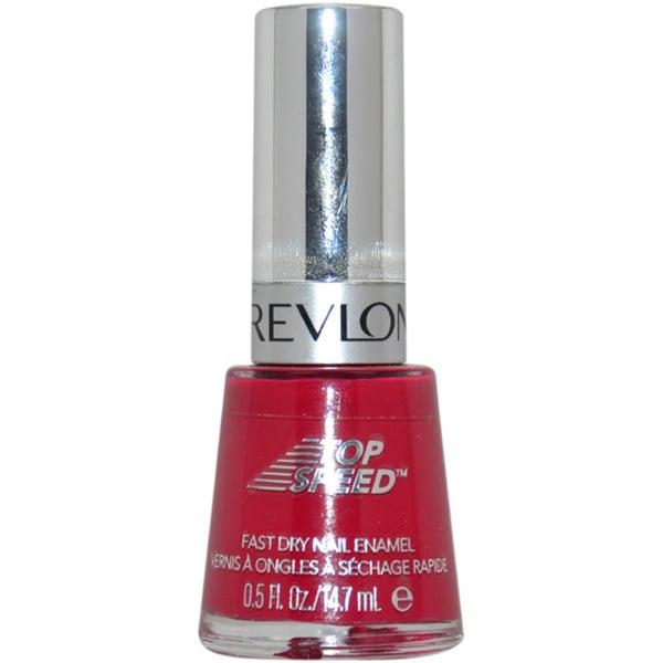 Revlon Top Speed Nail Enamel #570 Vintage
