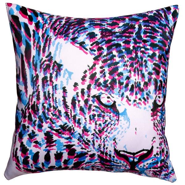 Maxwell Dickson Moving Spots Throw Pillow