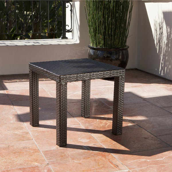 RST Brands Slate 8 Piece Sofa, Club Chair And Ottoman Outdoor Patio Set    Free Shipping Today   Overstock.com   15060086