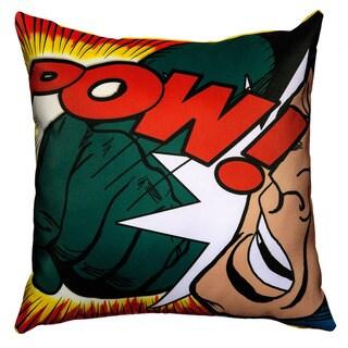 Maxwell Dickson Pow Throw Pillow