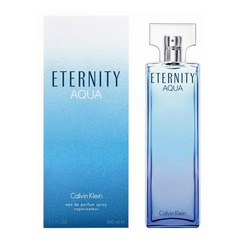Calvin Klein Eternity Aqua (Blue) Women's 3.3-ounce Eau d...